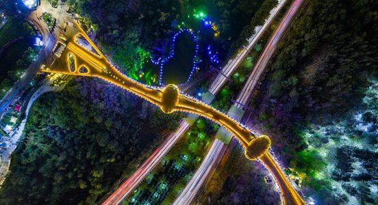 Tabiat Bridge Will Be Orange for World MS Day
