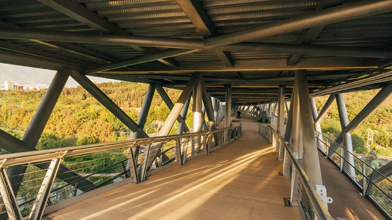 پل طبیعت در سال 1394 برنده جایزه نقره ایIPMA برای مدیریت پروژه، پاناما