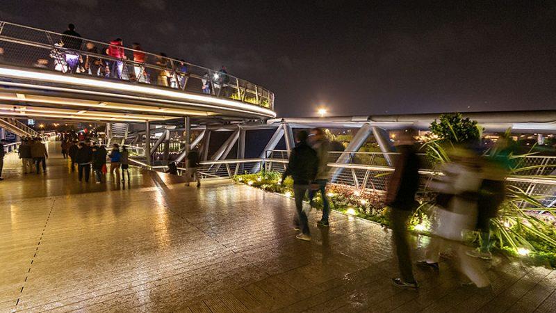 پل طبیعت فضایی برای خلق لحظات به یاد ماندنی