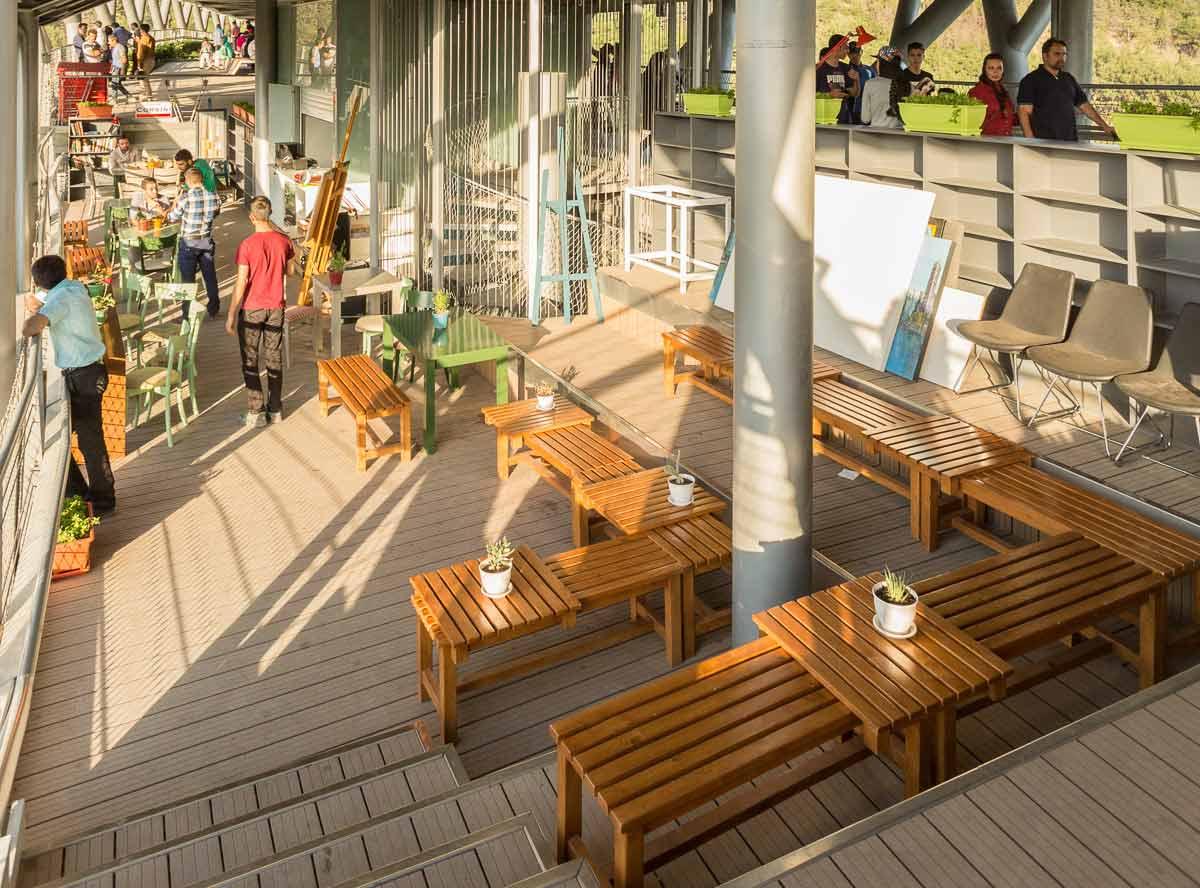 نظرات عمومی گردشگران خارجی در مورد پل طبیعت